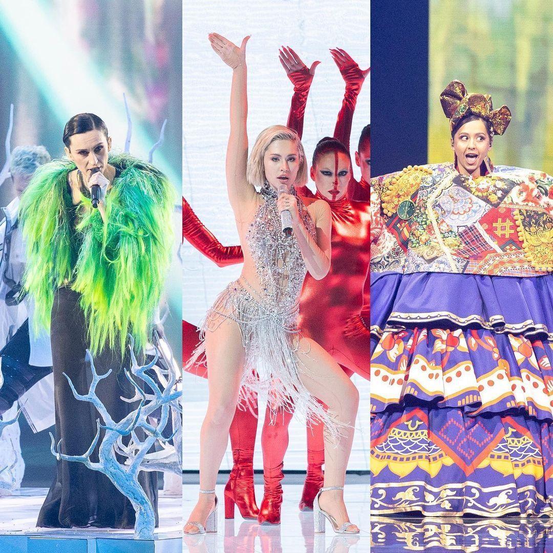 Топ-3 выступления на Евровидении 2021, которые бьют рекорды по просмотрам.