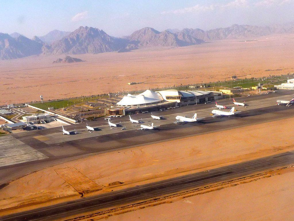 Аеропорт Шарм-ель-Шейха