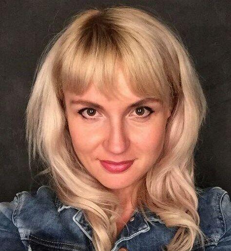 Людмила Чмулева (Паращенко)