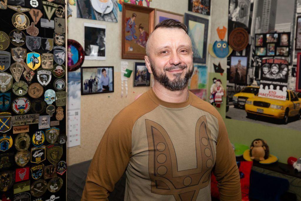 Андрей Антоненко.