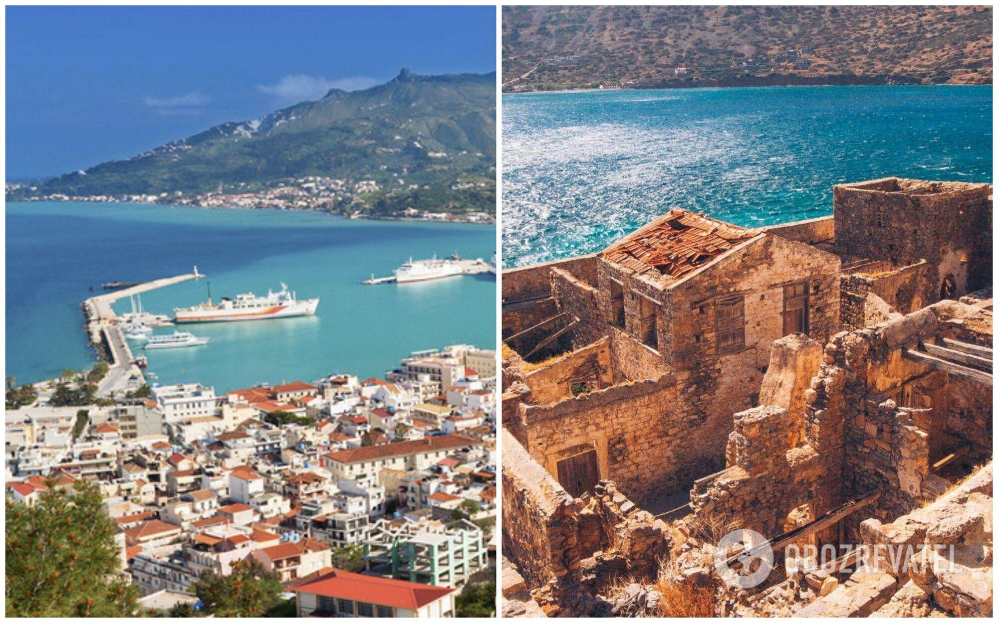 Крит – это один из самых популярных курортных греческих островов на юге страны.