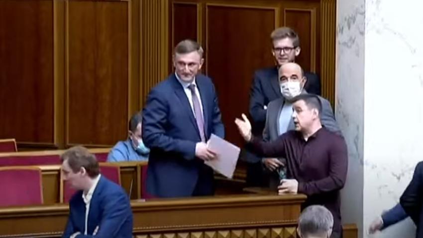 Андрій Аксьонов офіційно став нардепом України
