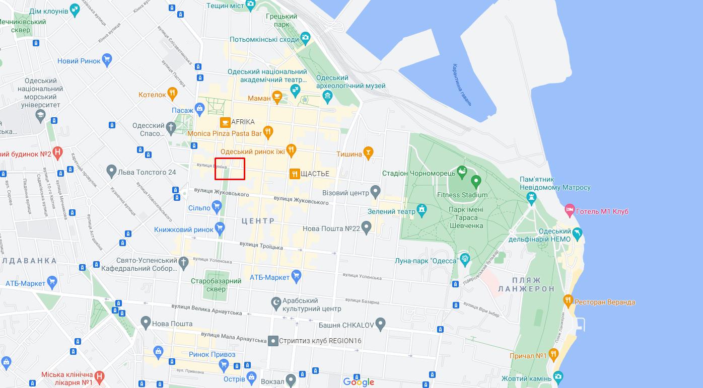 ДТП произошло на перекрестке проспекта Александровского и улицы Бунина.