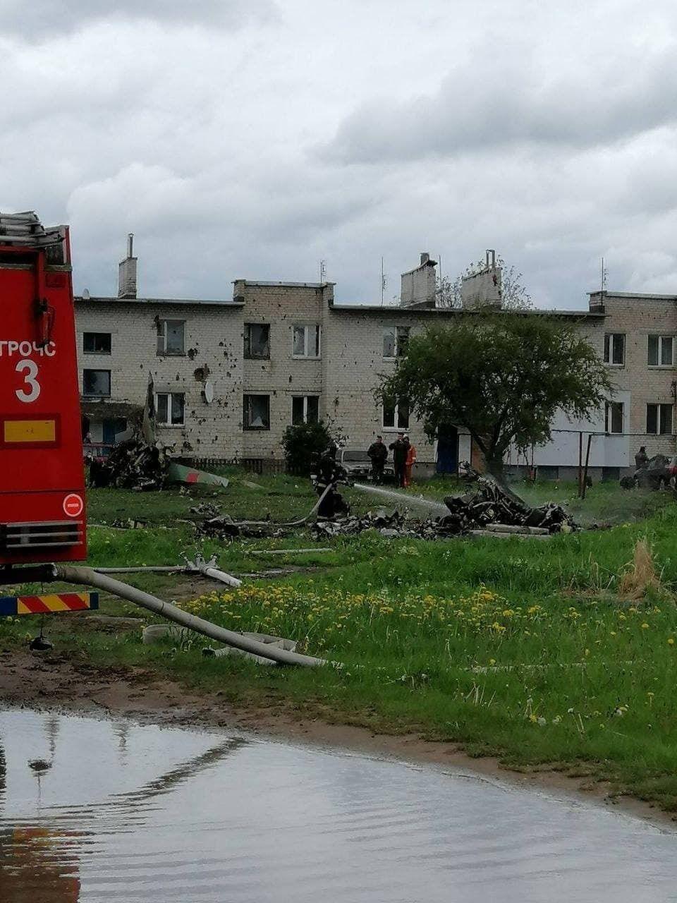 Обидва льотчики Як-130 загинули