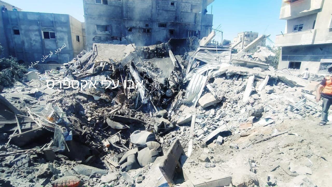 Армия Израиля уничтожила позиции ХАМАСа.