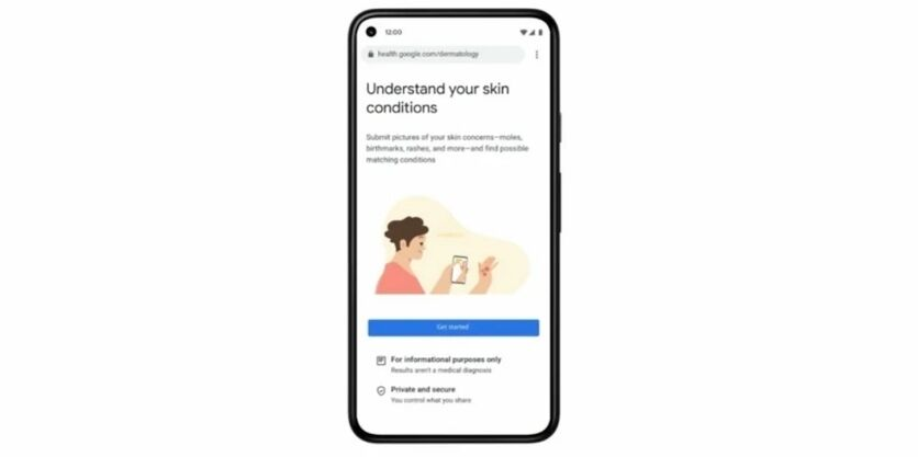 Google научит смартфоны распознавать болезни