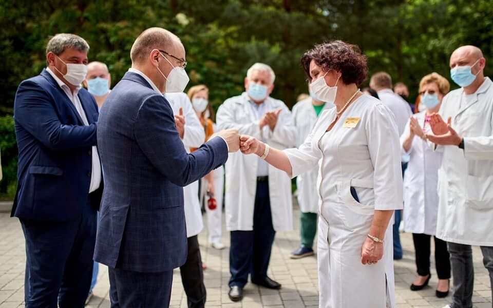 Максим Степанов поблагодарил медиков, которые выступали против его отставки