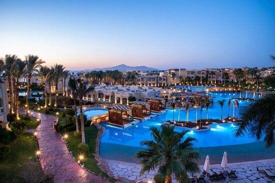 Готелі Єгипту