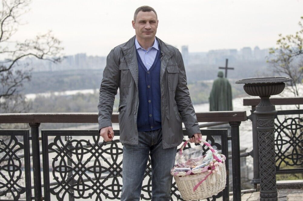 Поздравления городского главы Киева