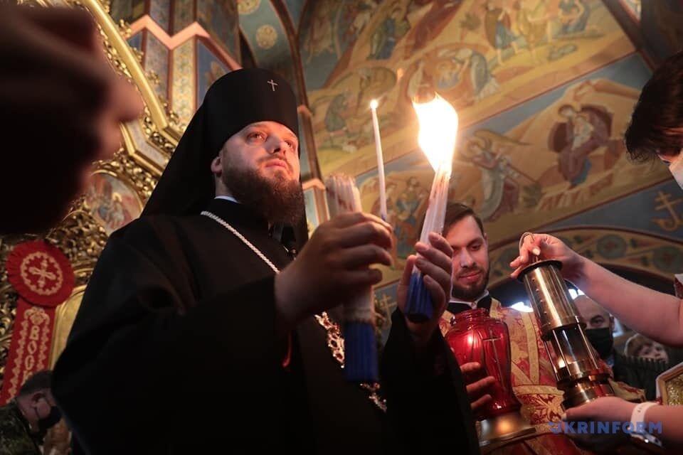 Архієпископ Вишгородський Агаапіт