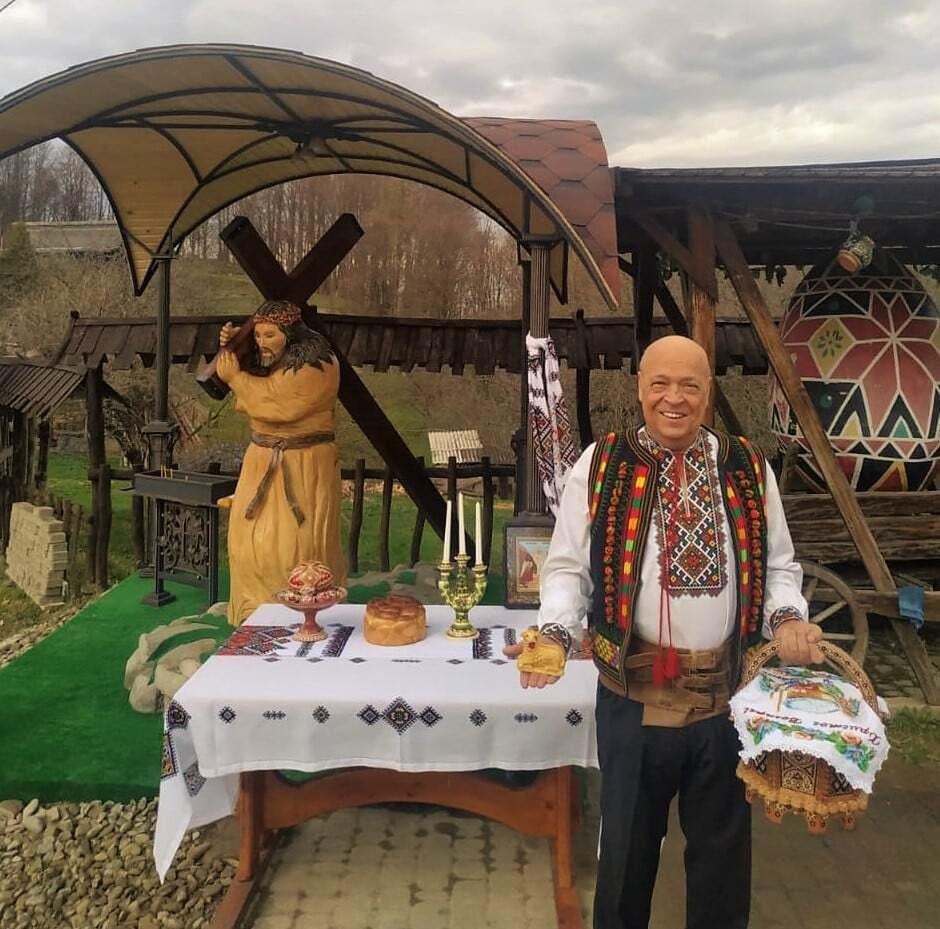 Геннадій Москаль привітав українців