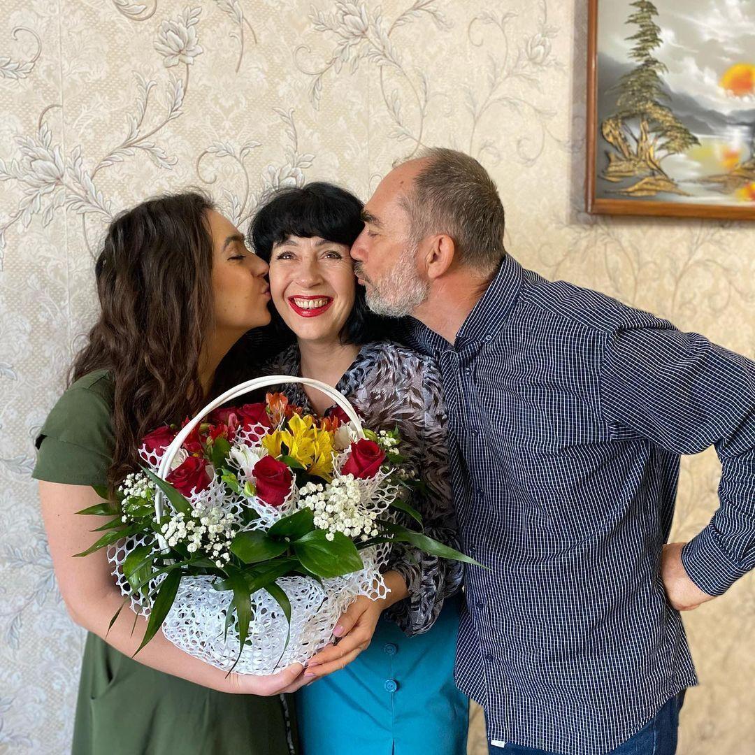 Семья пресс-секретаря Зеленского