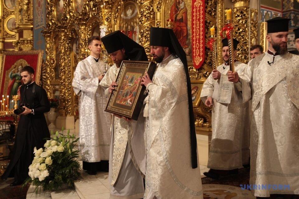 Великдень у Києві