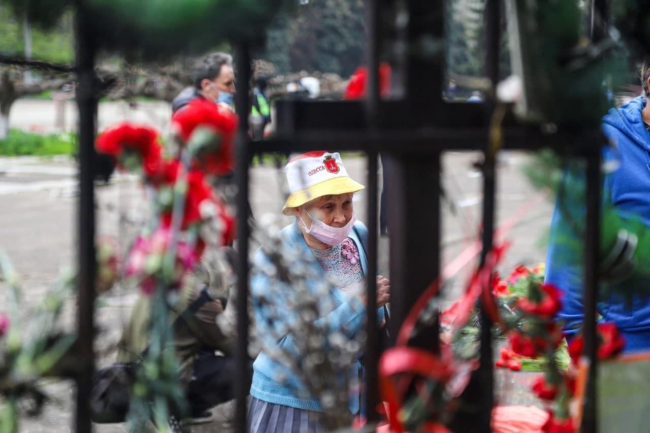 Горожане вспоминали трагедию 2014 года