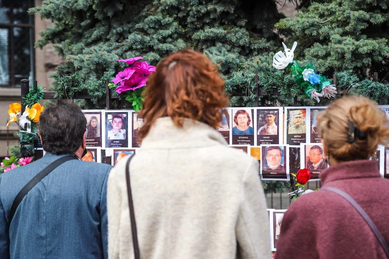 Мероприятие в память о погибших