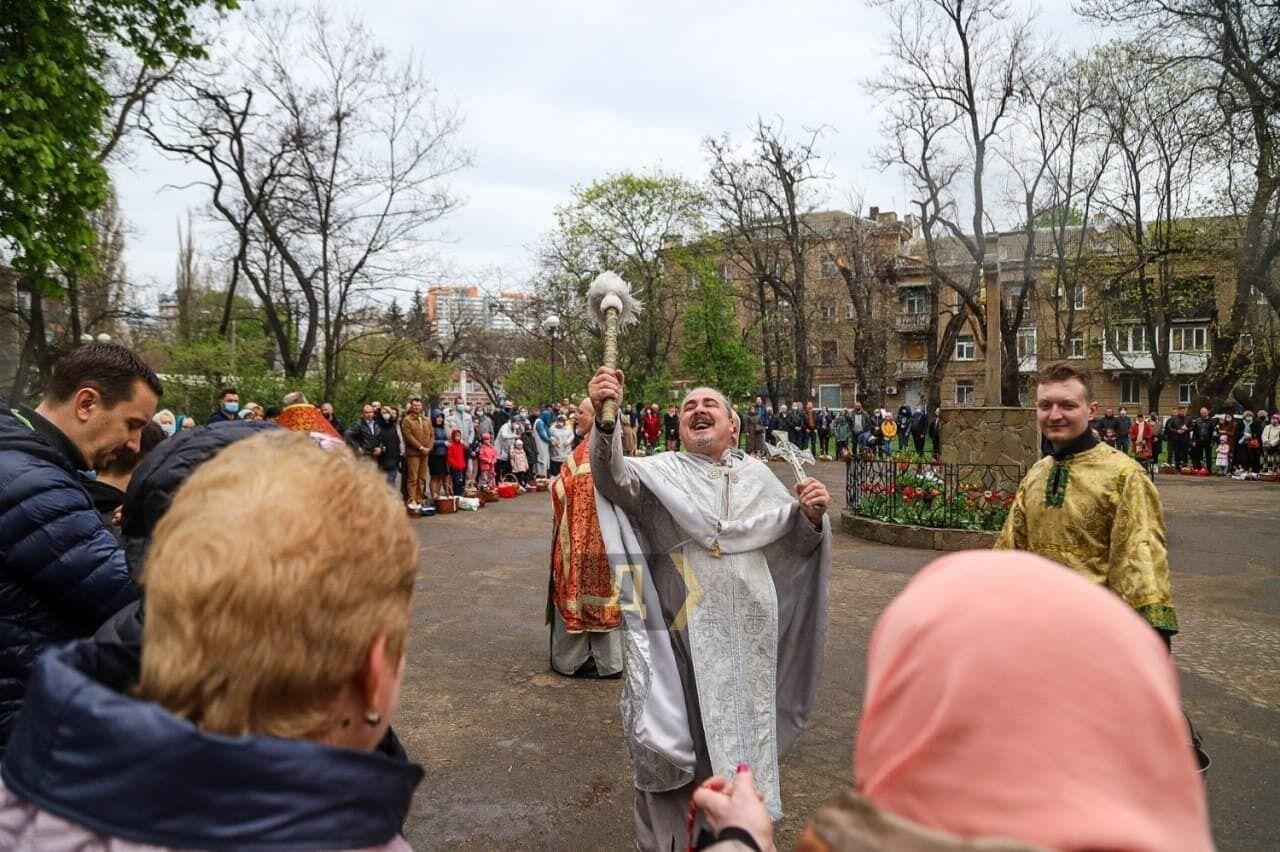 Великдень в Одесі