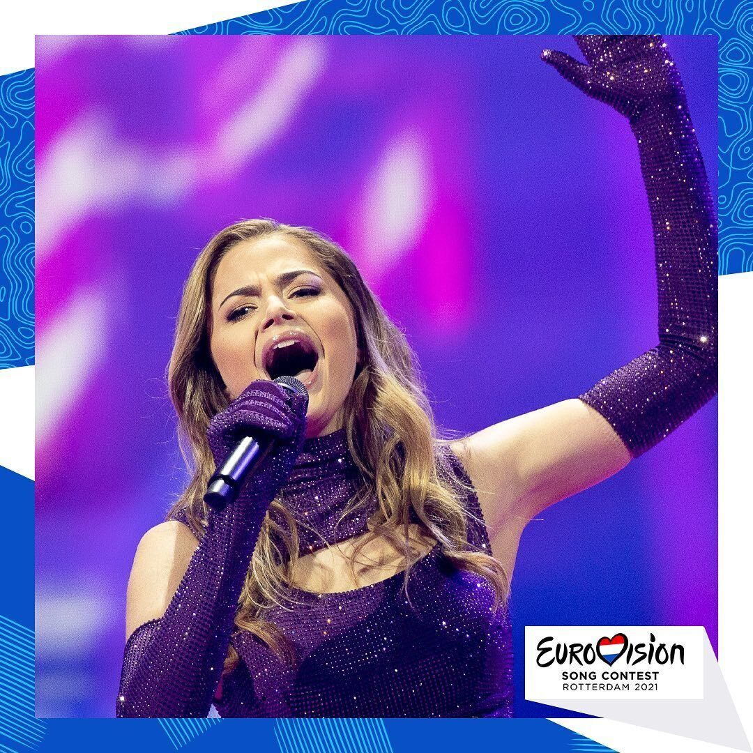 Stefania с песней Last Dance
