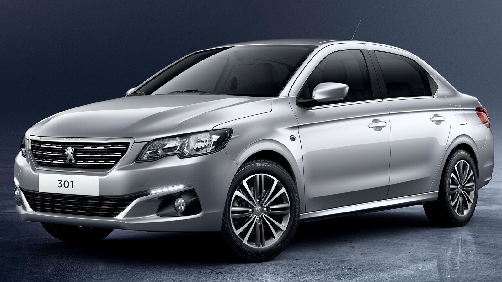 Peugeot 301 дуже популярний в Україні