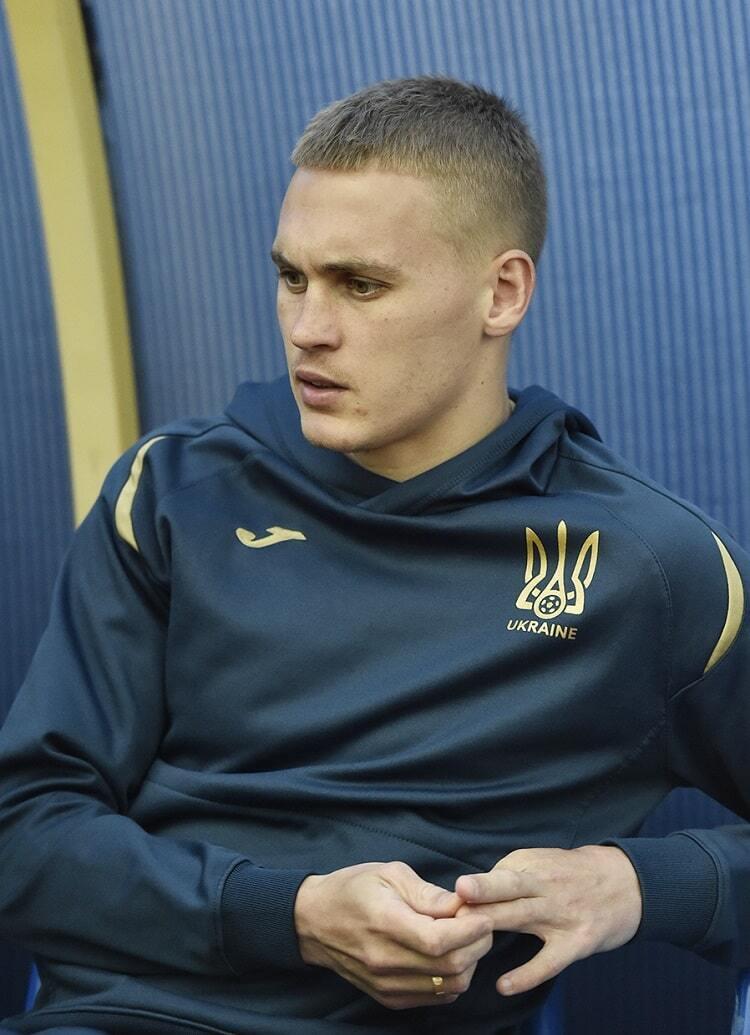 Виталий Бульский не сыграет за сборную Украины на Евро-2020.