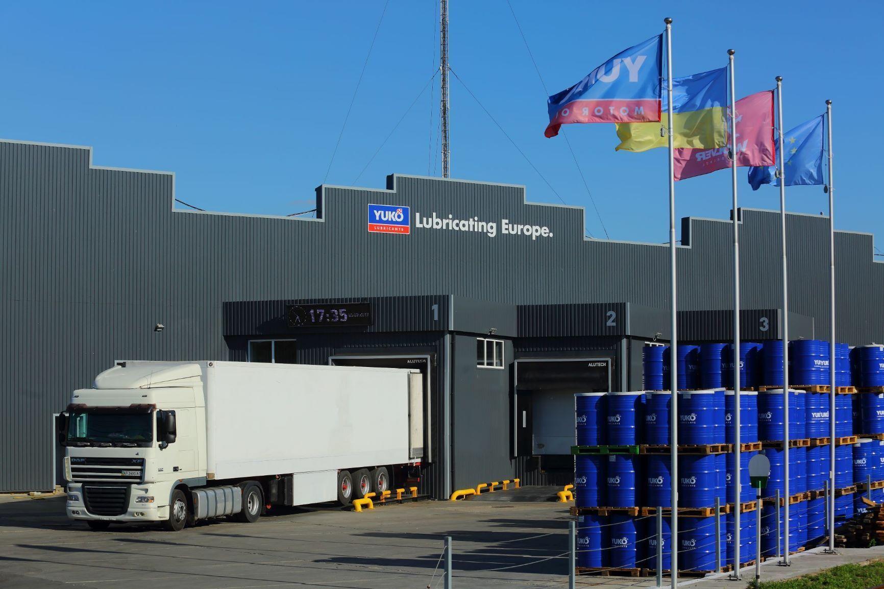 Лидер отрасли: завод по производству моторного масла Yuko получил престижную награду
