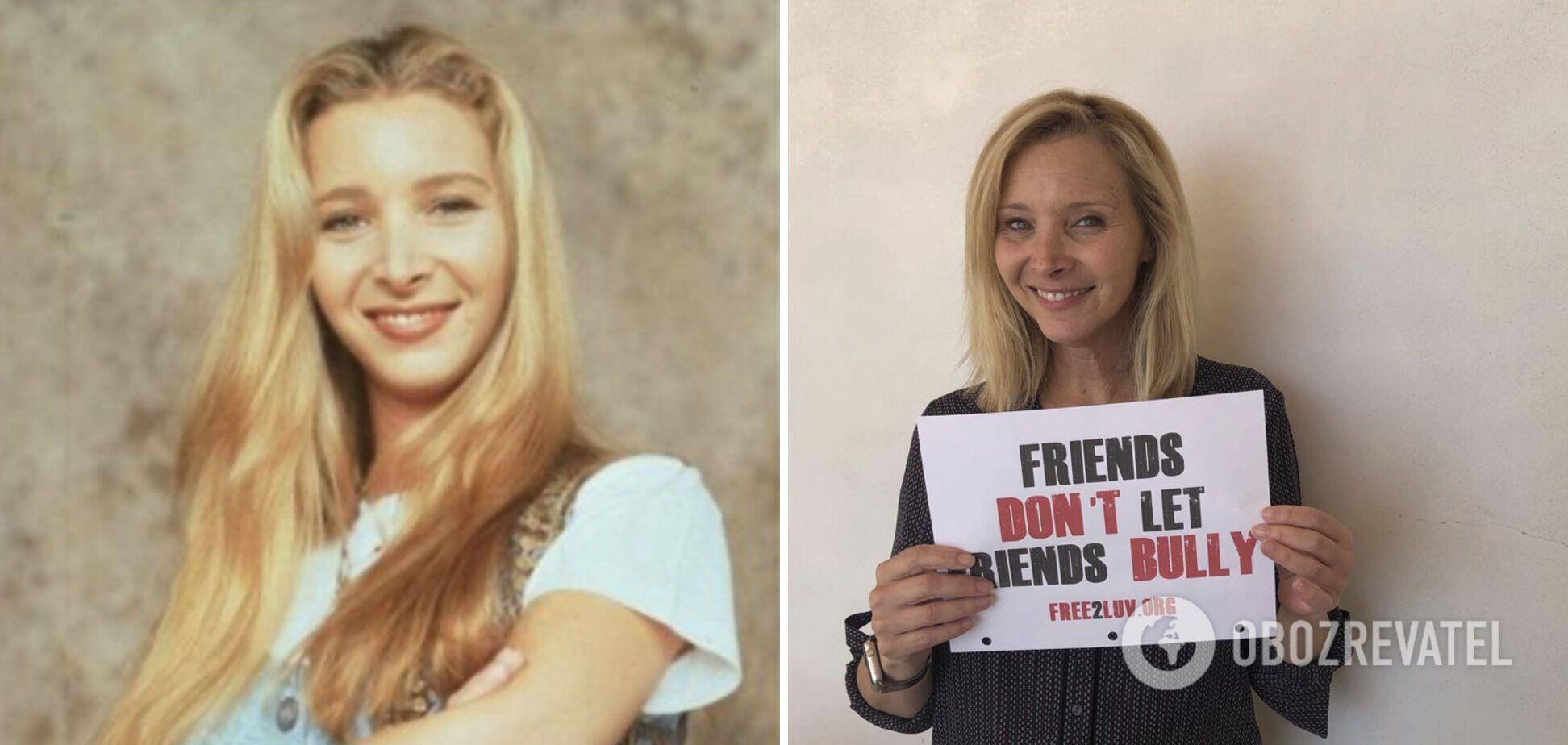 """Лиза Кудроу из сериала """"Друзья"""" изменила прическу"""