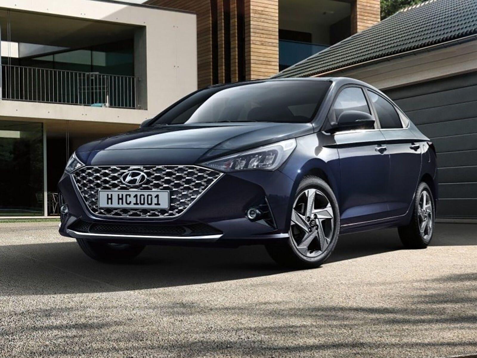 Hyundai Accent – досить дорогий автомобіль для свого сегменту, та зовні машина виглядає ще дорожче