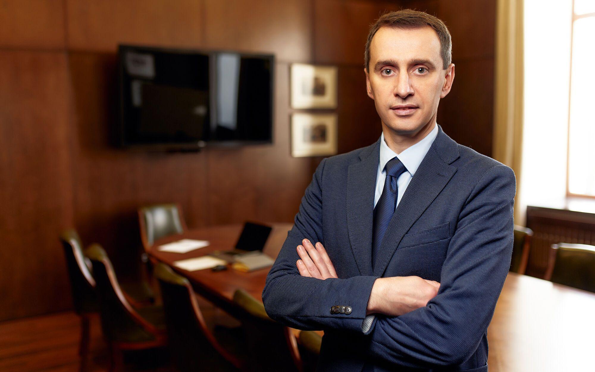 Виктор Ляшко стал новым главой МОЗ