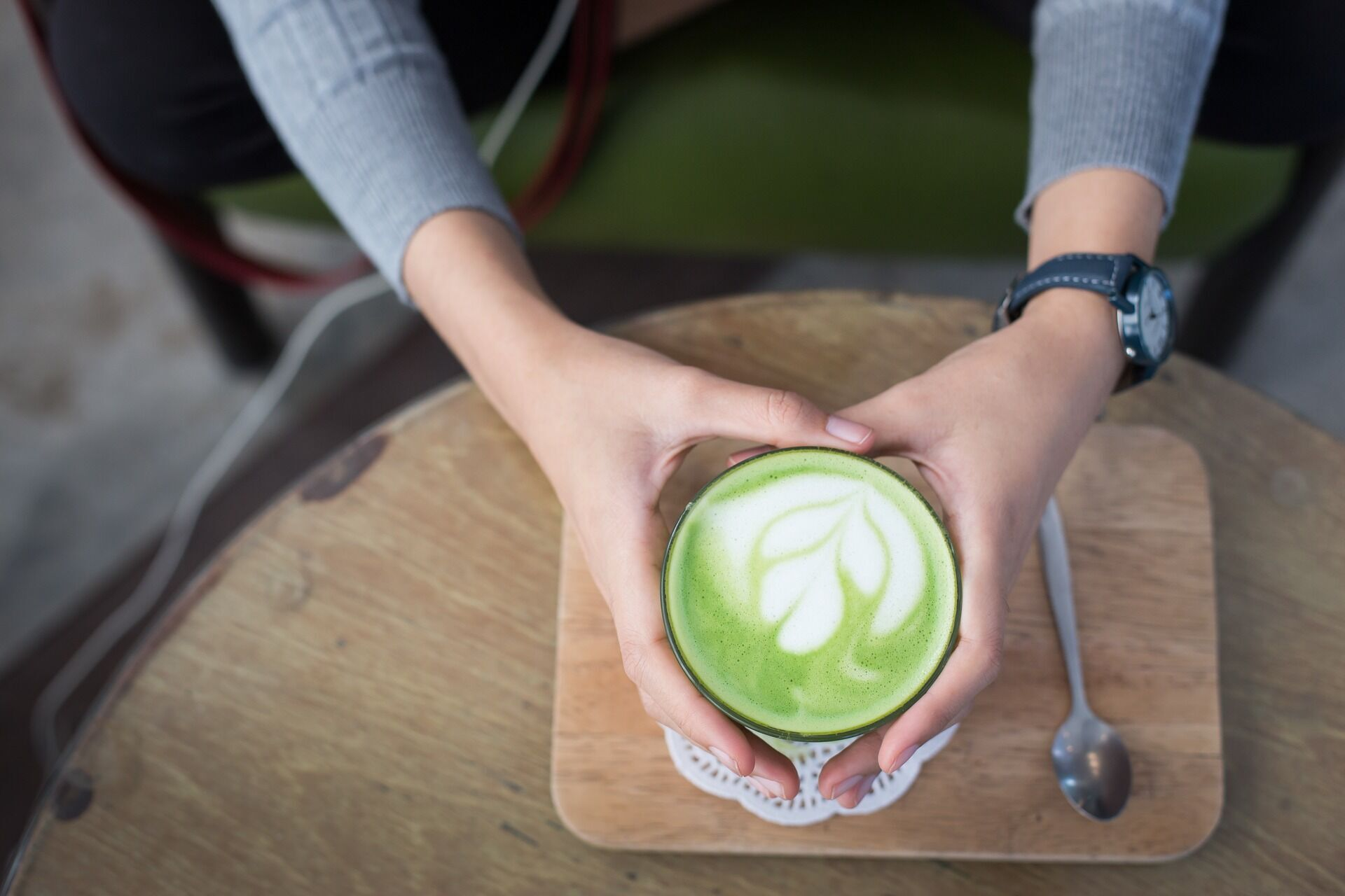 Японский чай матча – полезная замена кофе
