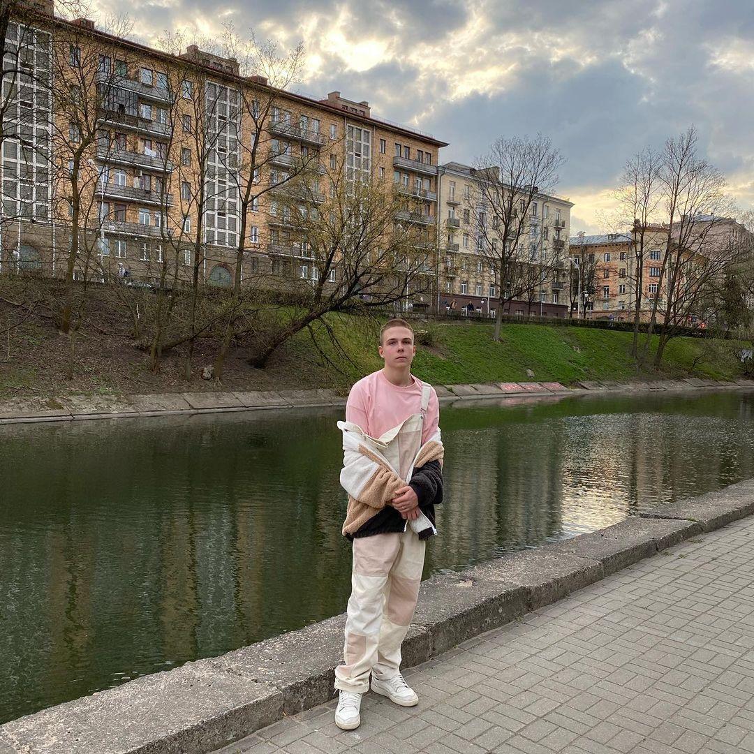 Матвей Волков в Минске