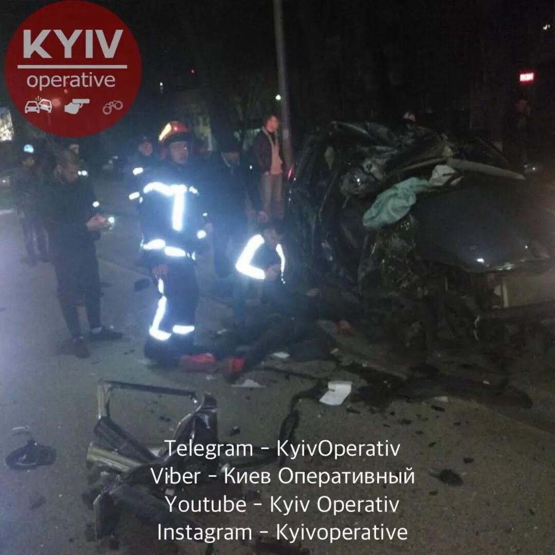 В аварии пострадал пассажир легковушки.