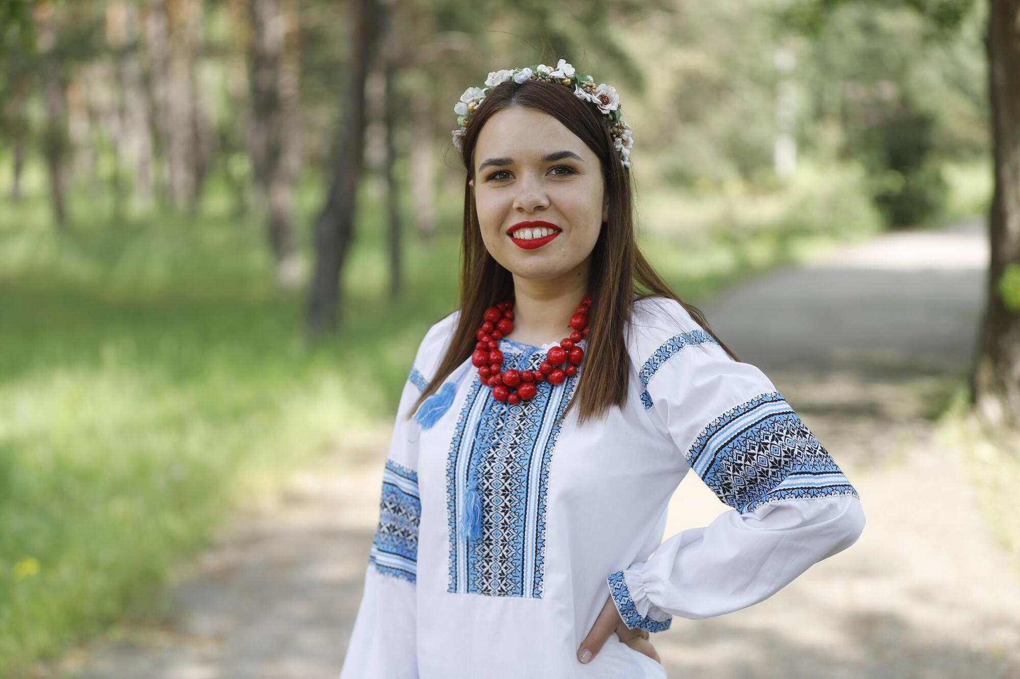 Анна Кириченко.