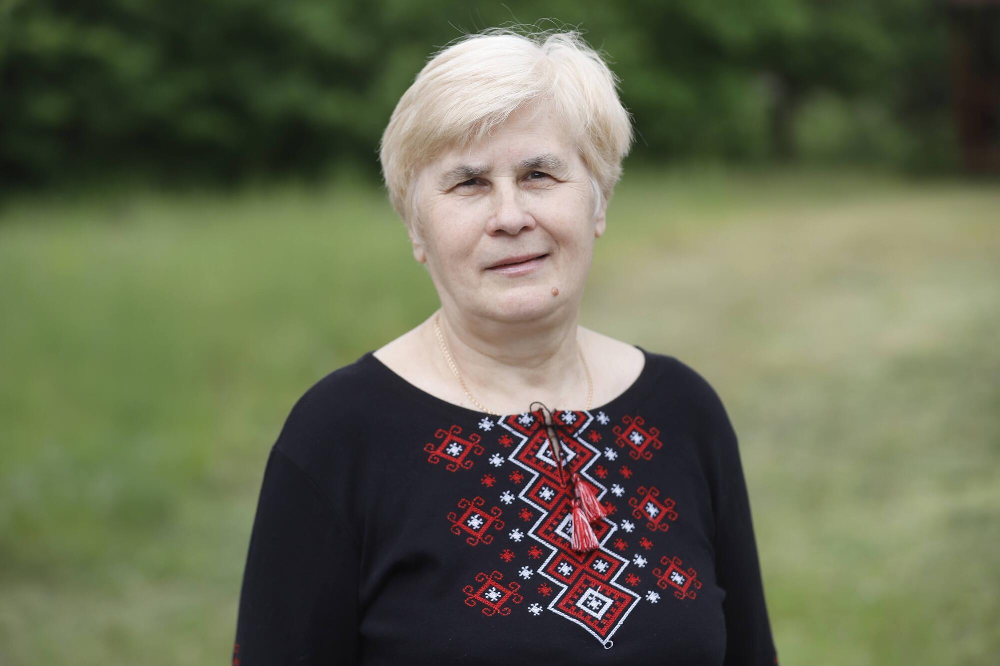 Віра Олександрівна.