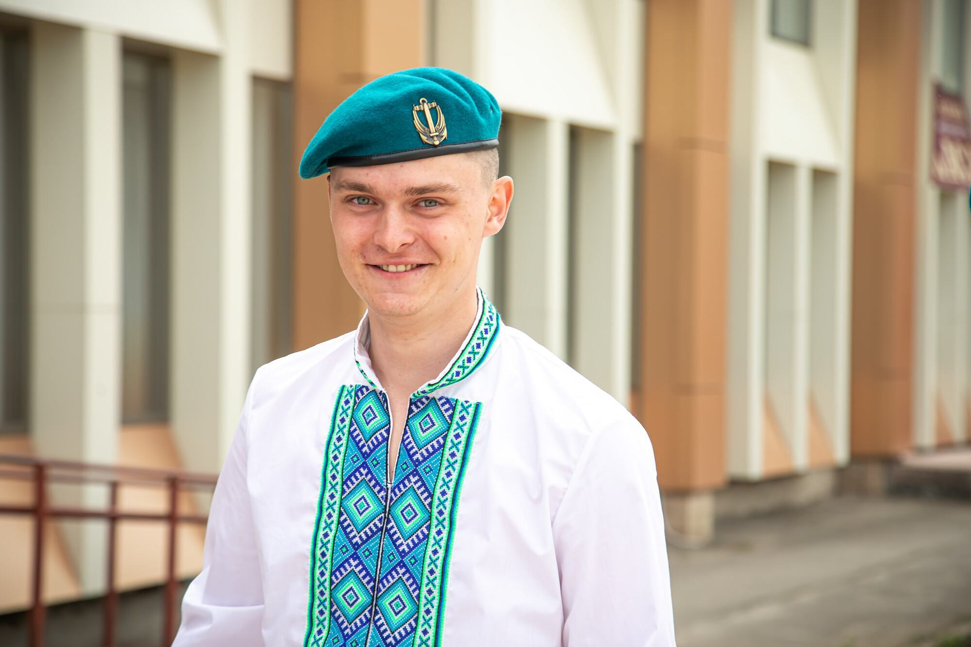 Морпехи ВСУ напомнили, что вышиванка является кодом украинской нации