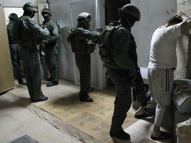 Затримано лідера ХАМАСу в Шхемі.
