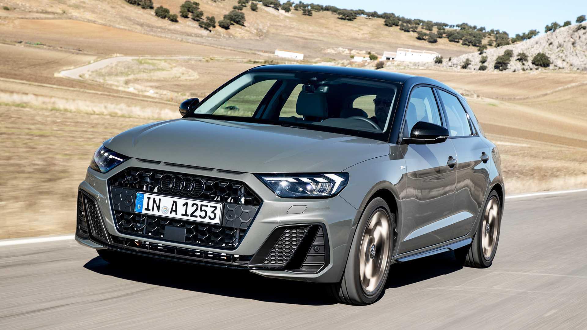 Летом поклонники марки Audi получат возможность заказать A1 Sportback 40 TFSI увеличенной мощности