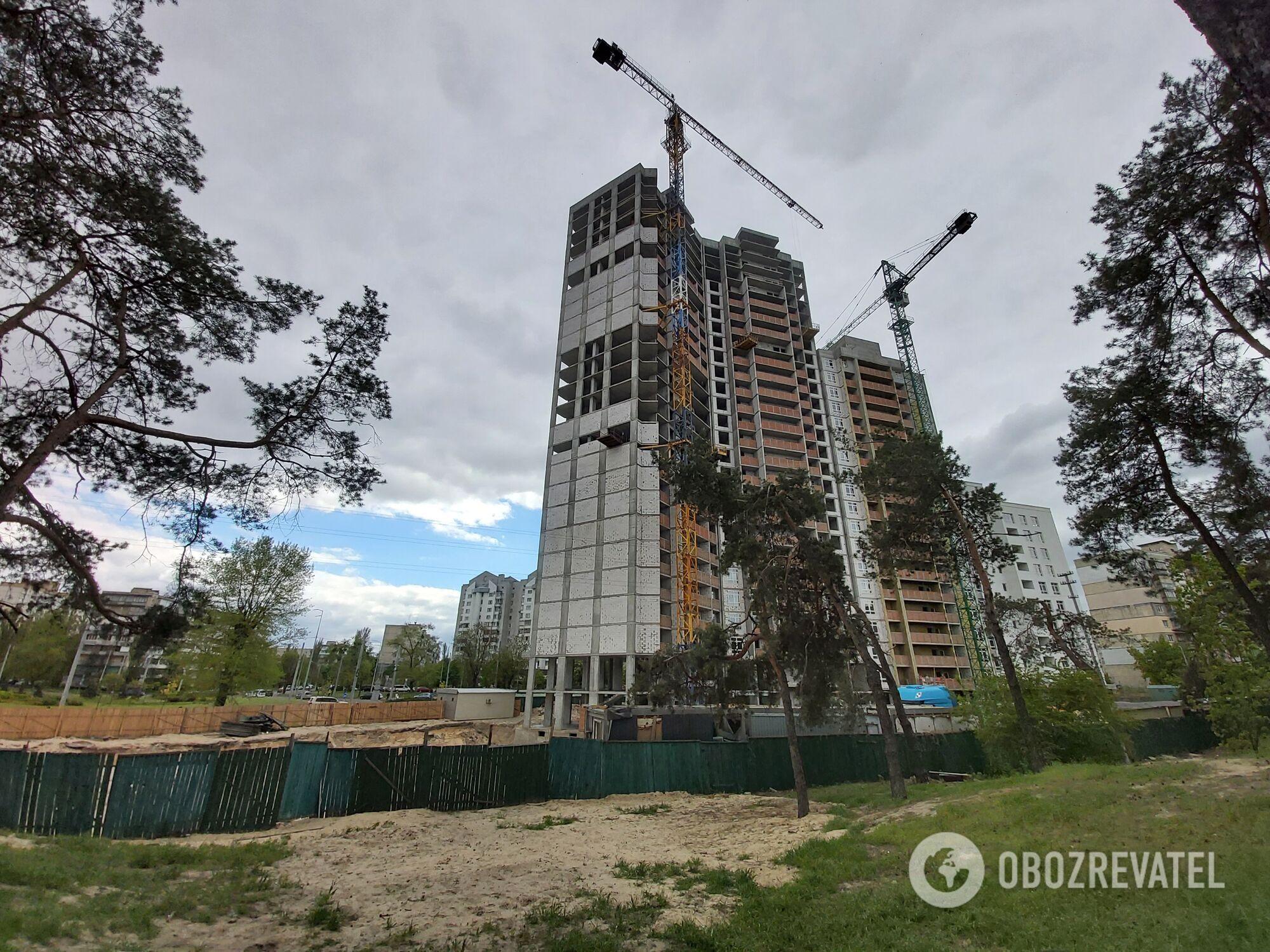 Решение выделить пострадавшим новые квартиры приняли только при Кличко.