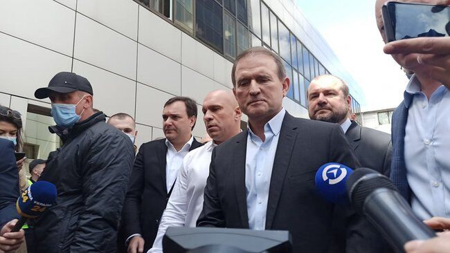 Суд розгляне апеляцію Медведчука