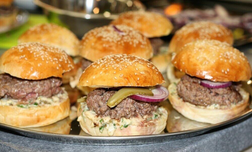 Гамбургеры по-советски