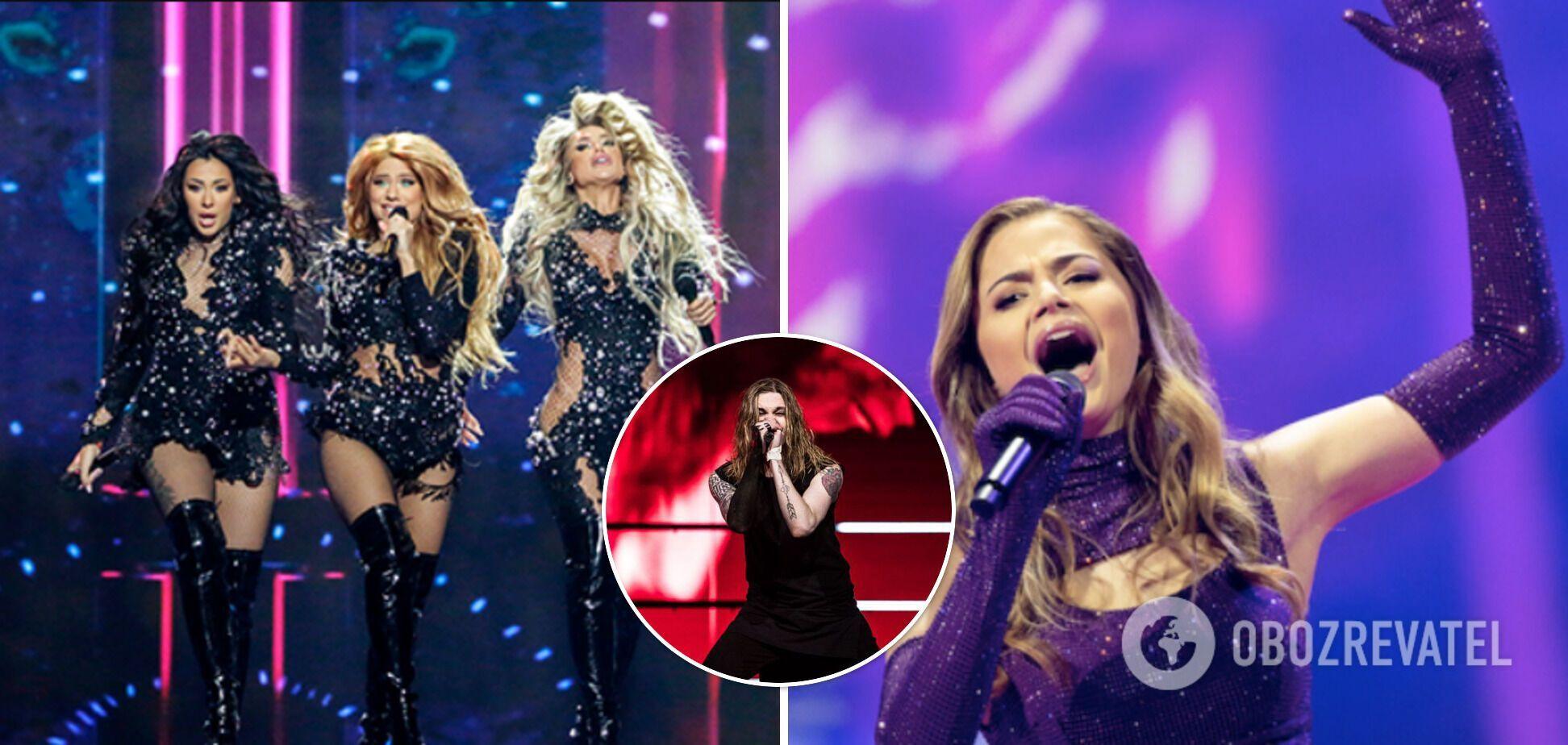 Топ-3 выступления на Евровидении 2021, которые бьют рекорды