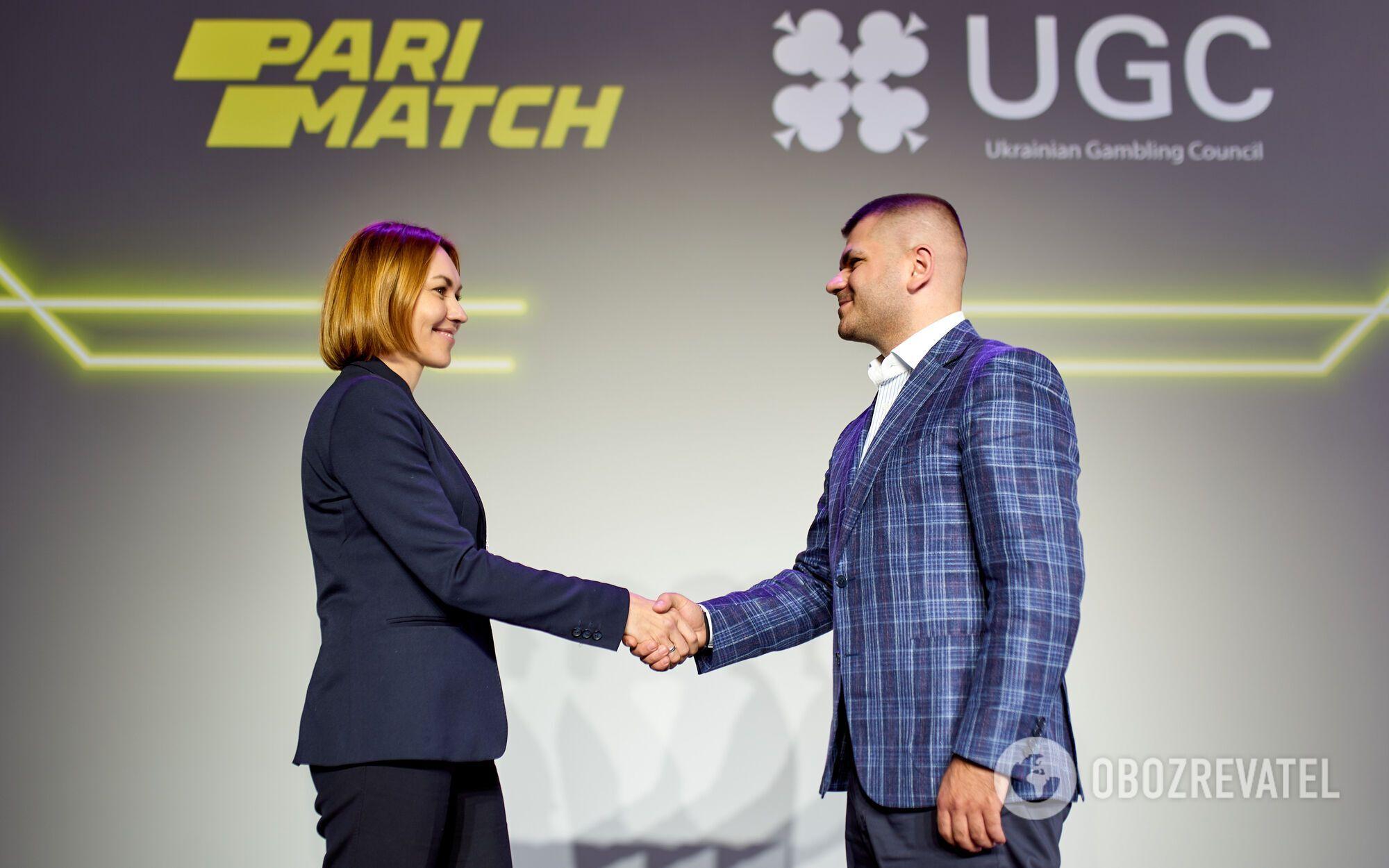 Наталья Гилевич и Антон Кучухидзе.