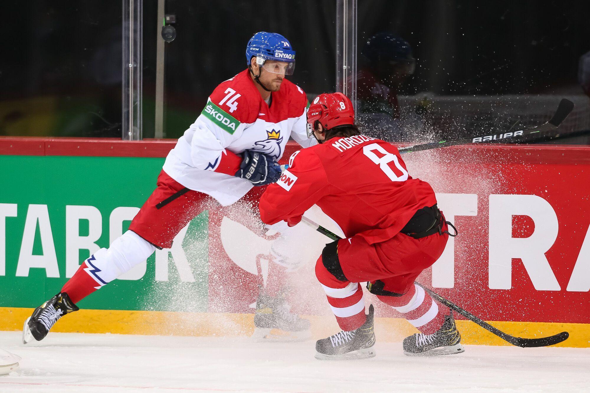 Россия и Чехия устроили голевую феерию.