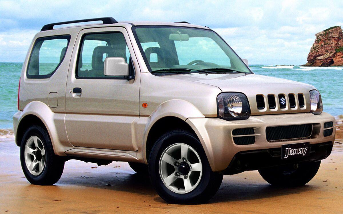 Suzuki Jimny понравится экономным путешественникам и любителям активного отдыха