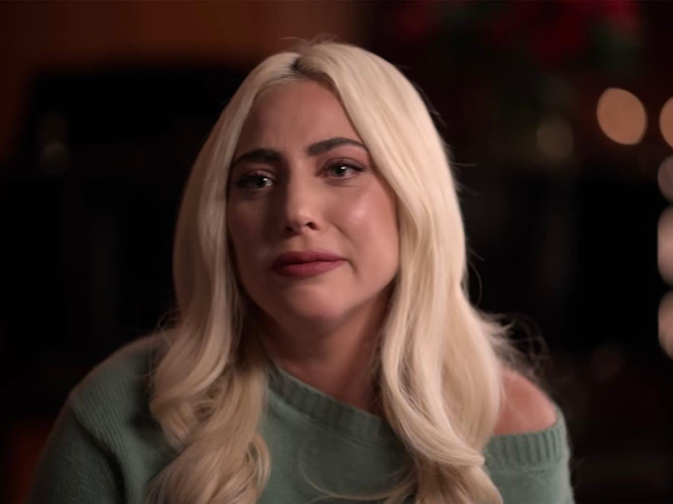 Леди Гага рассказала об изнасиловании.