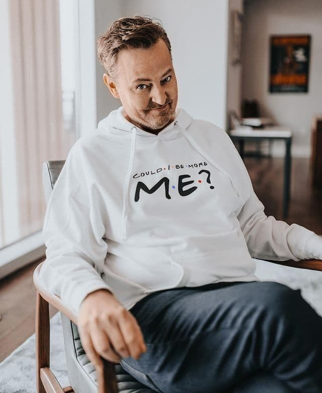 Зовнішній вигляд популярного актора Меттью Перрі викликав ажіотаж у мережі