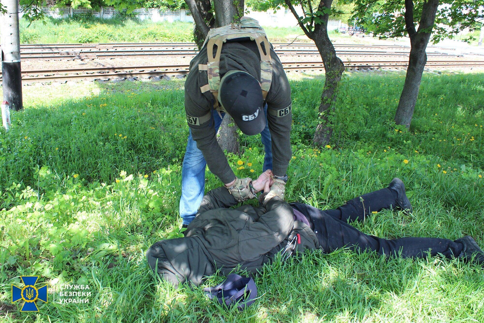 Затримання агента російських спецслужб.