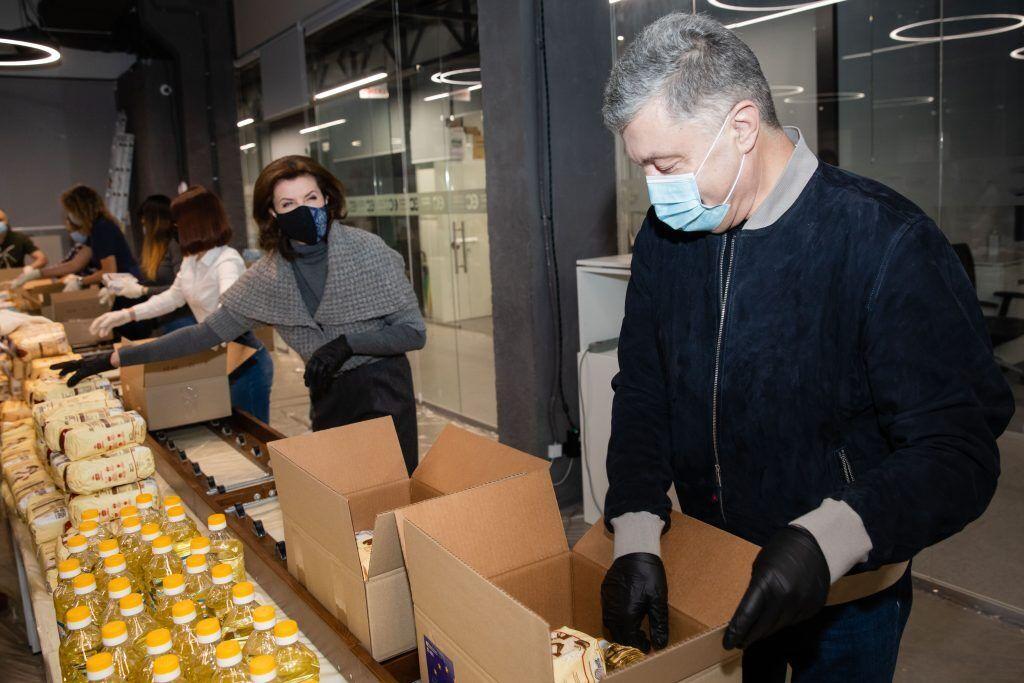 Фонд Петра Порошенка продовжує допомогати найбільш нужденним українцям