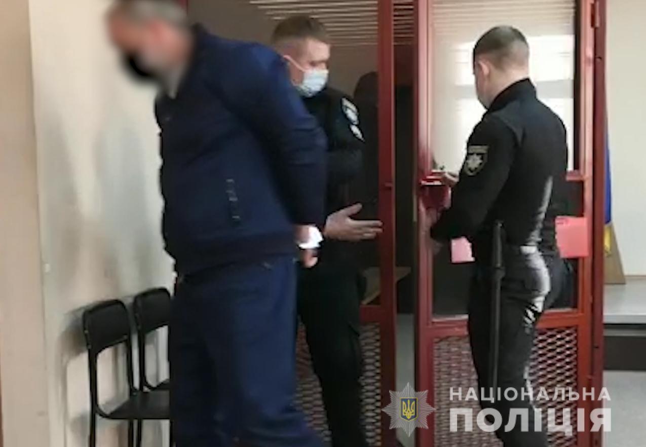 """Сергій Олійник (""""Умка"""")."""