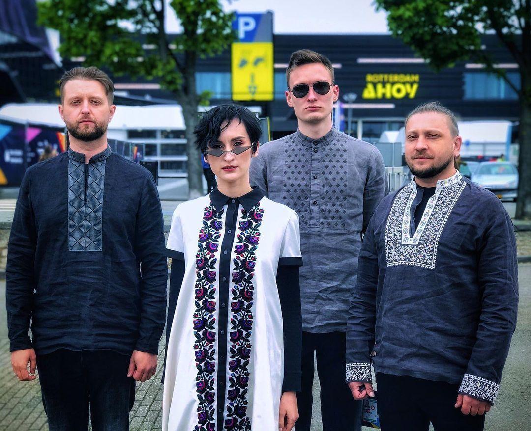 Украинская группа Go_A