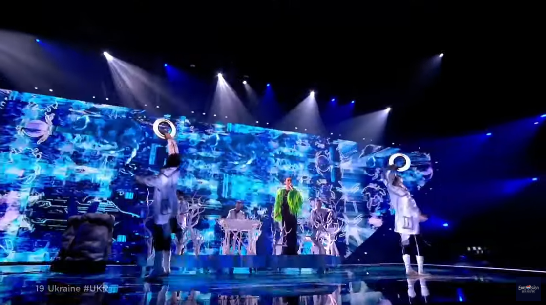Виступ гурту у фіналі конкурсу