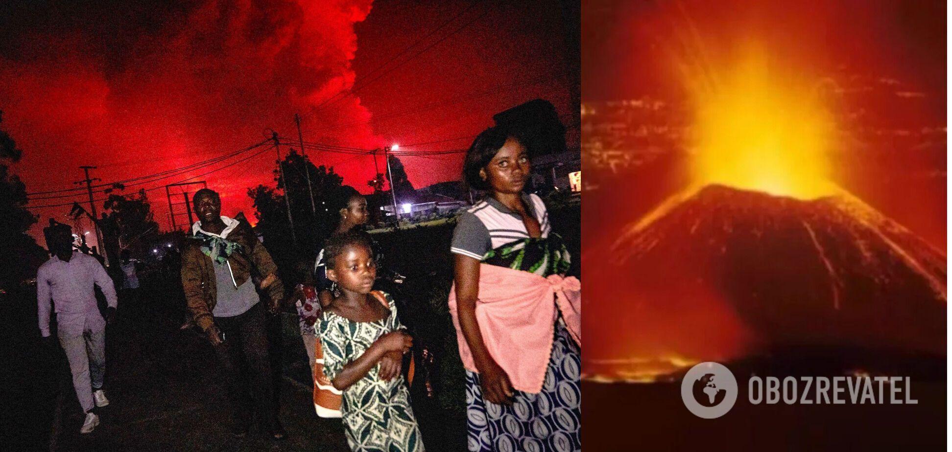 Жителі Гома рятуються від НС